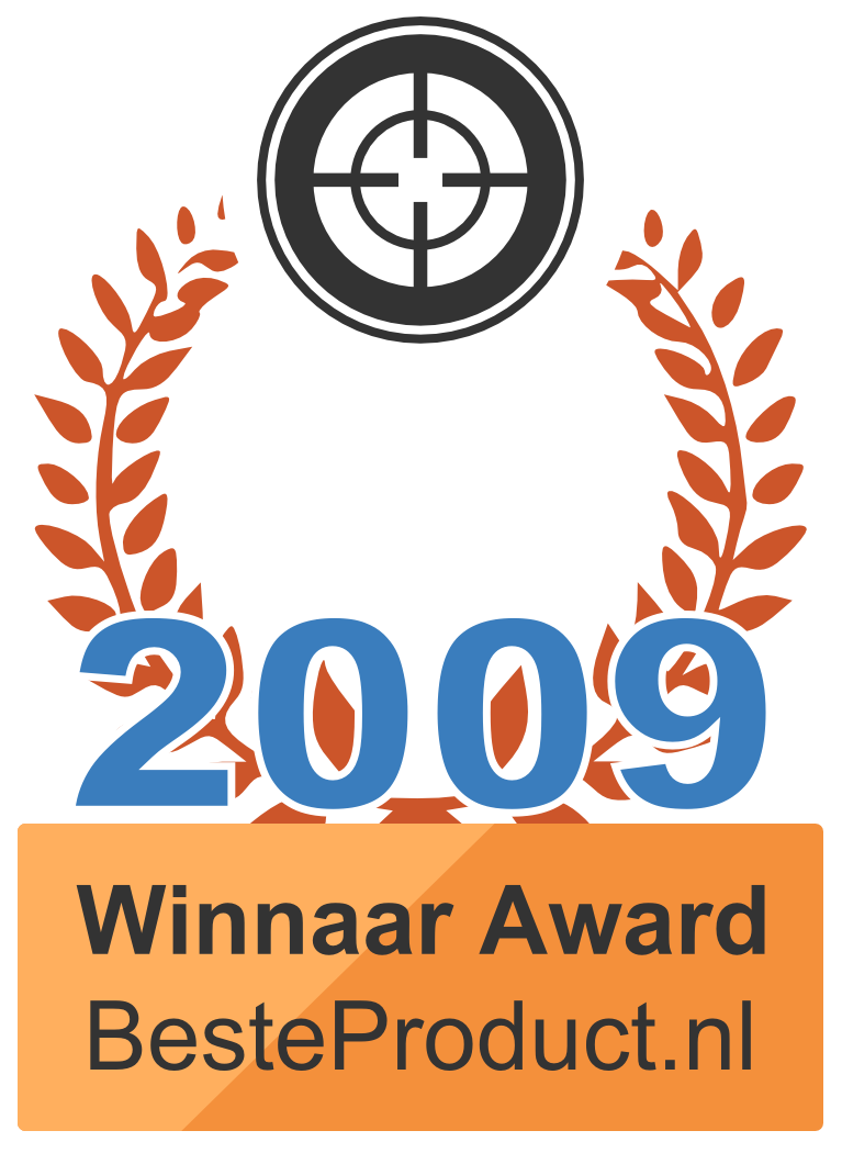 BesteProductAwards 2009 Brons