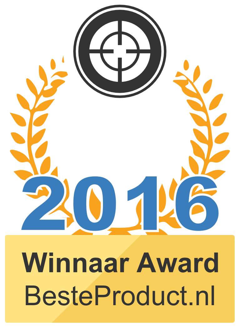 BesteProductAwards 2016 Goud
