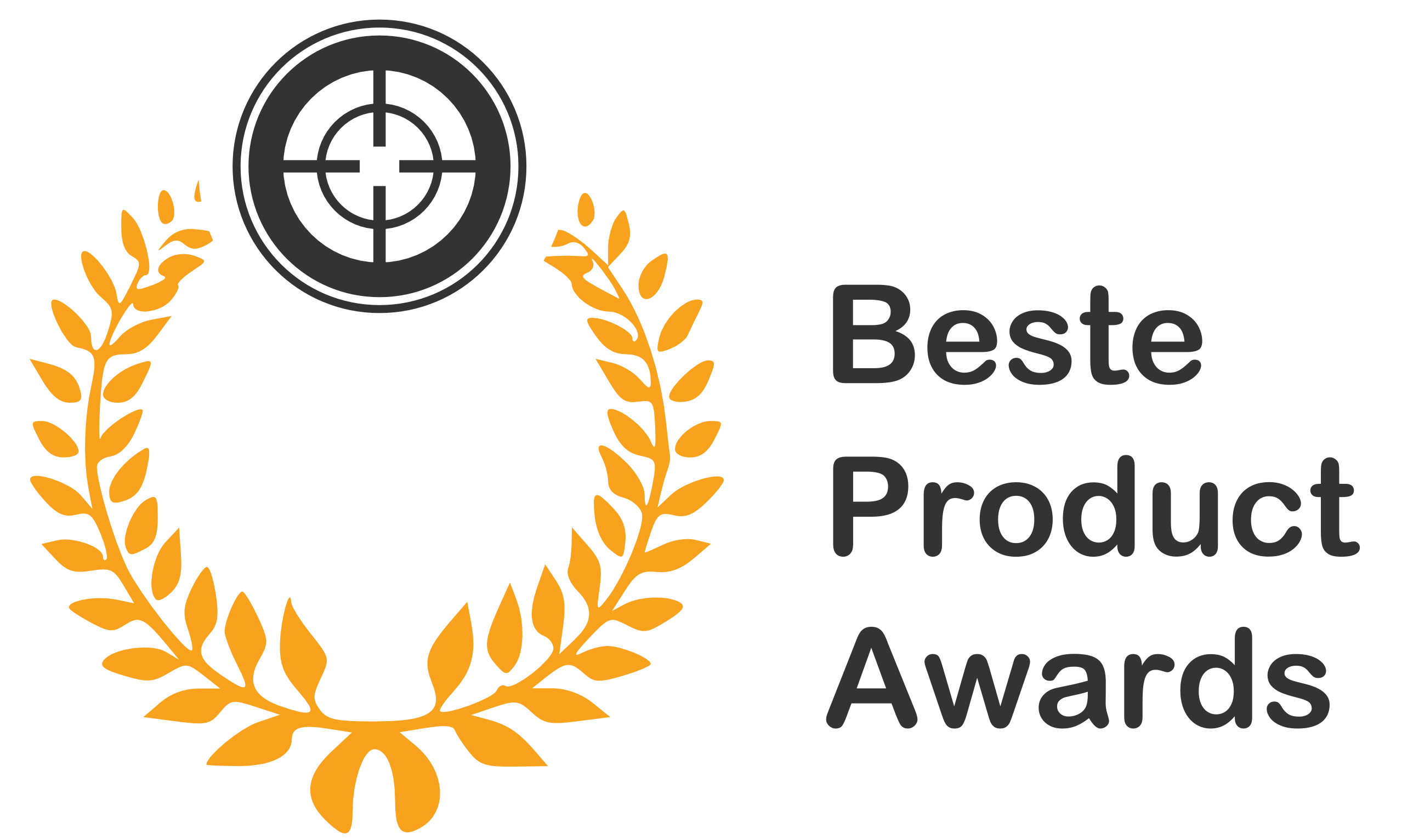 Beste Product Award Logo